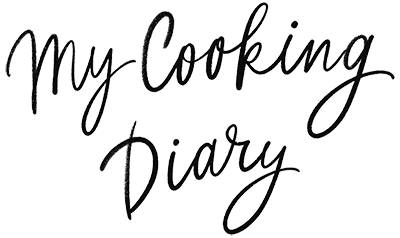 My Cooking Diary
