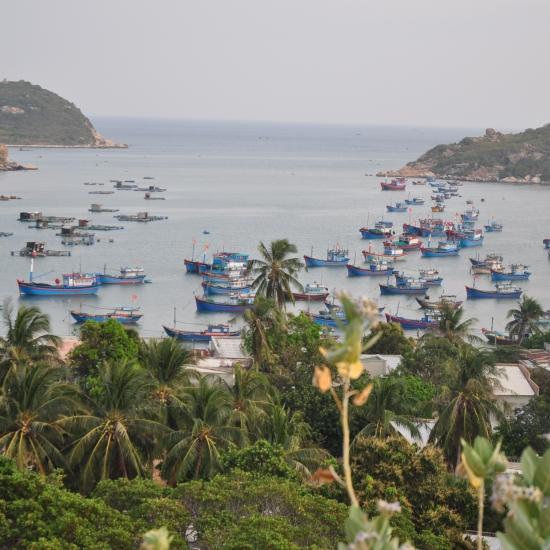 Záliv Vinh Hy